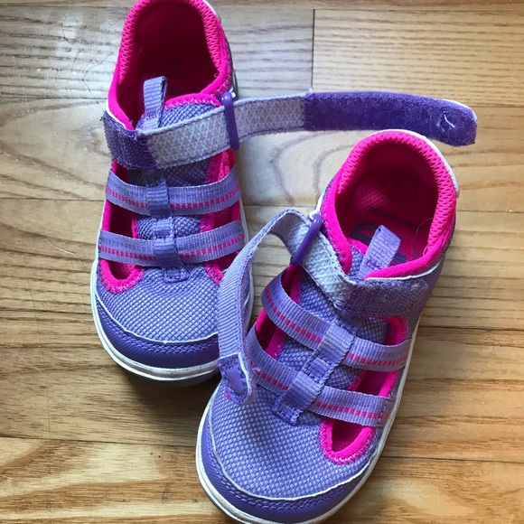 Stride Rite Other - Toddler Girls Stride Rite Shoes